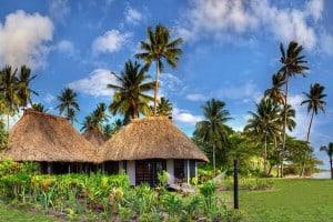 Fiji Resort Deluxe Oceanfront Bure
