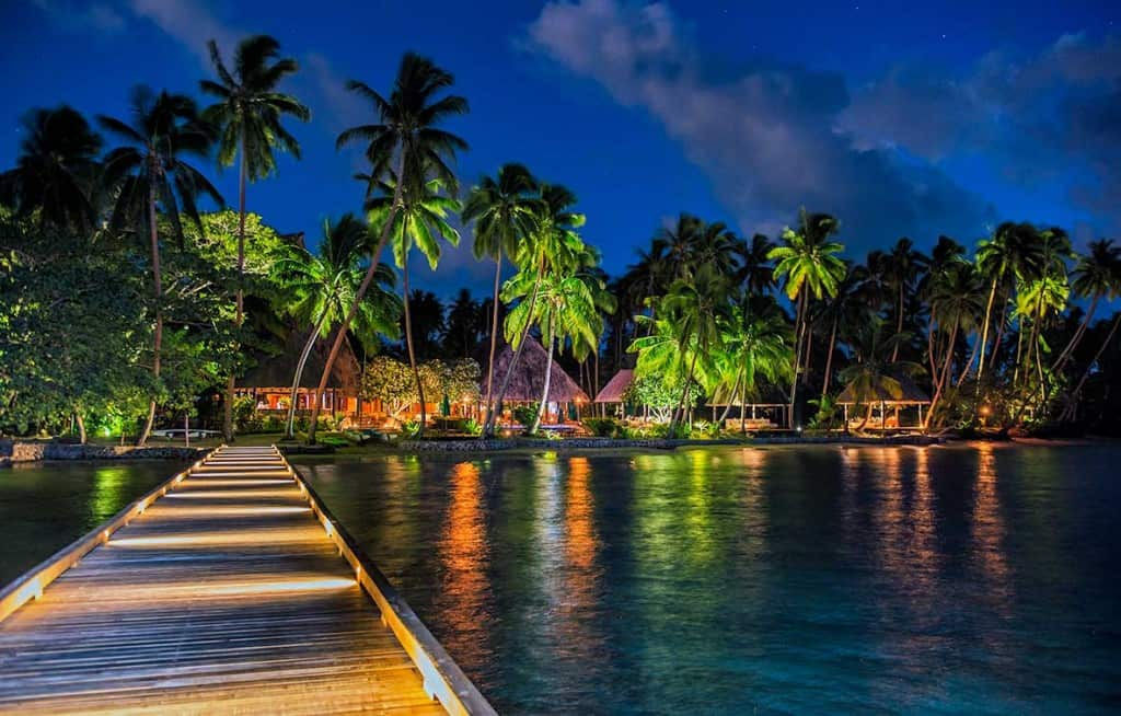 Photos From Jean Micheal Cousteau Resort In The Fiji Islands