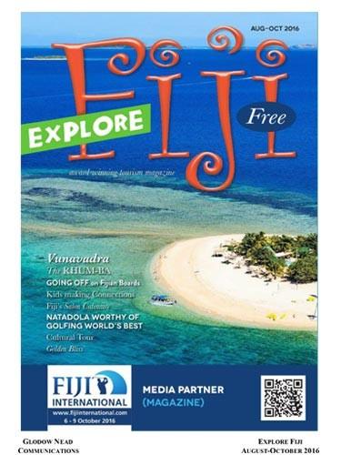 Explore Fiji Magazine