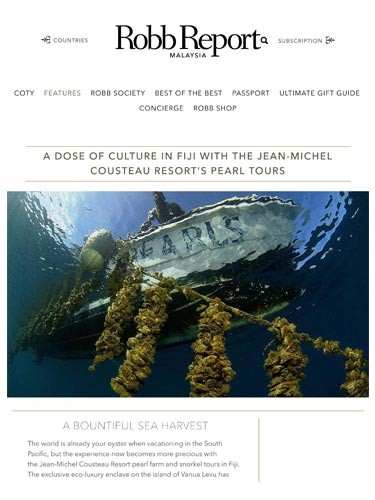 Robb Report Malaysia Online
