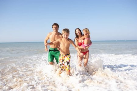 Enjoy your best family holiday at the Jean-Michel Cousteau Resort.