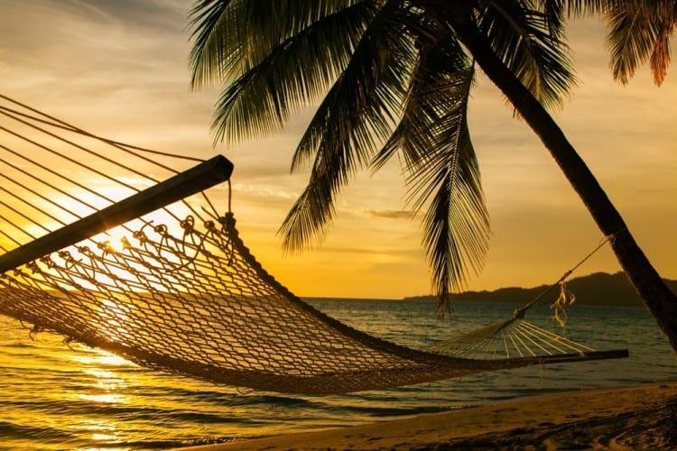 Have the ultimate romantic getaway in Fiji.