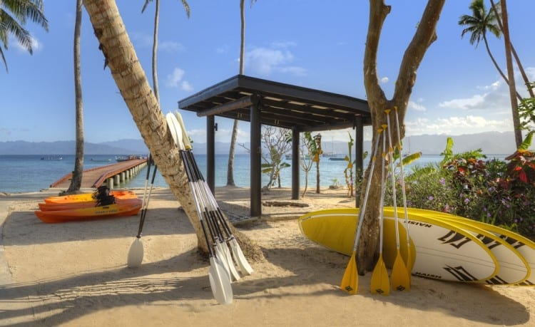 What will you do on your family holiday in Fiji?