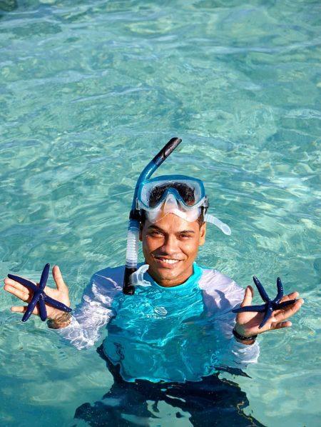 Johnny Singh Marine Biologist