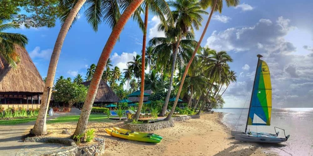 Fiji makes is a great choice for your next couple's holiday.