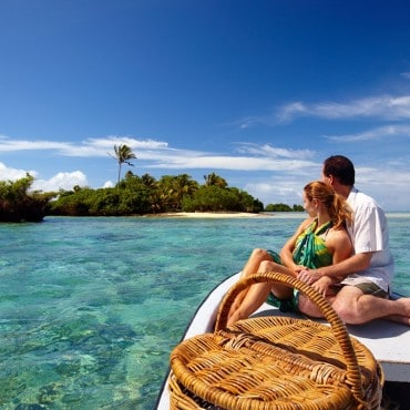 Choose Fiji as your first couples holiday destination.