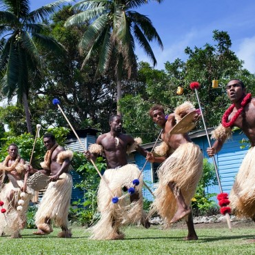Get ready to feel the music of Fiji while enjoying your five star family holiday at the Jean-Michel Cousteau Resort.