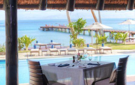 Fiji Resort Food Dining