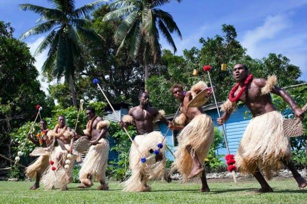 Fiji Culture Dance Tradition