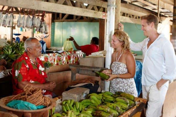 Fiji Farmers Market Savusavu