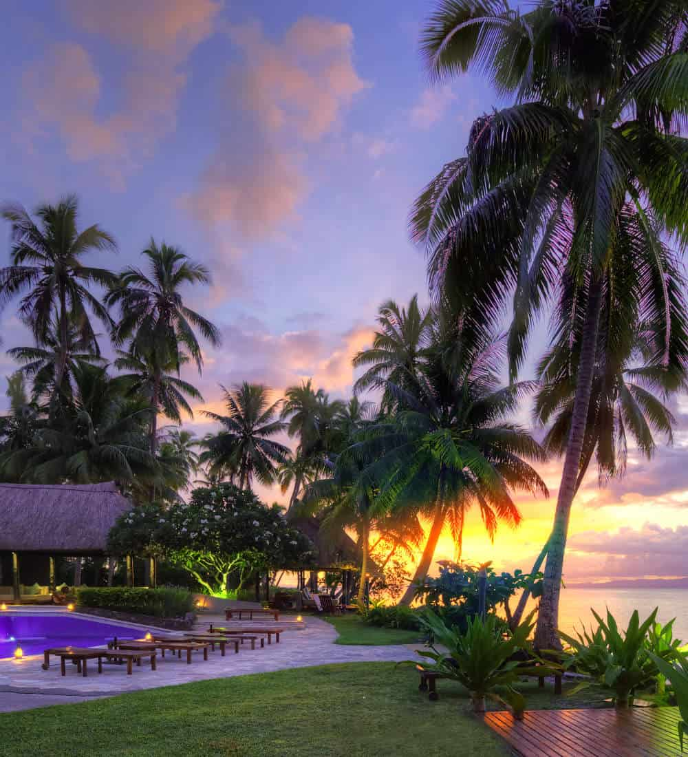 What Day Is The Best To Book An All Inclusive Vacation: Fiji Islands Vacation