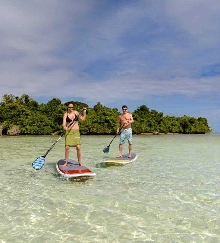 Fiji SUP Adventure