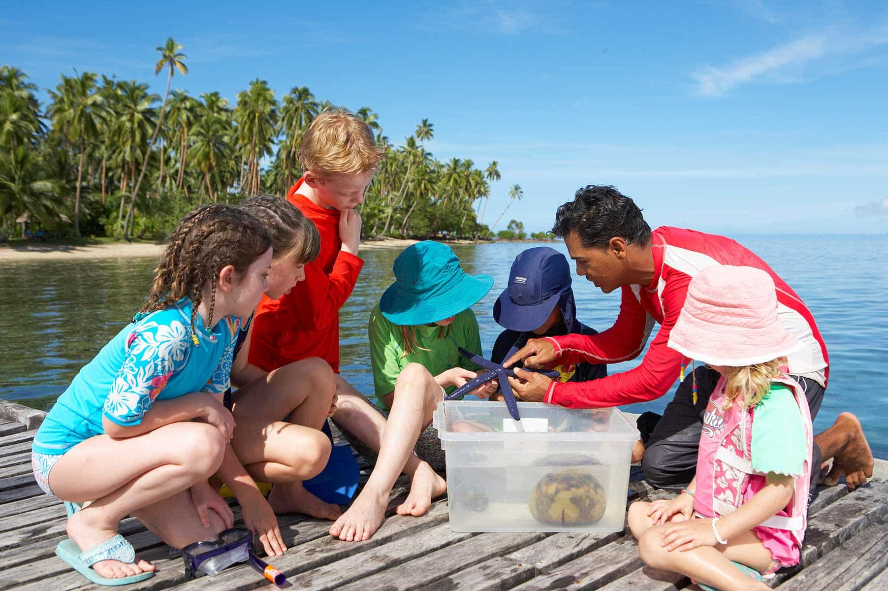 Fiji Bula Kids Club JMC - Nature Workshop