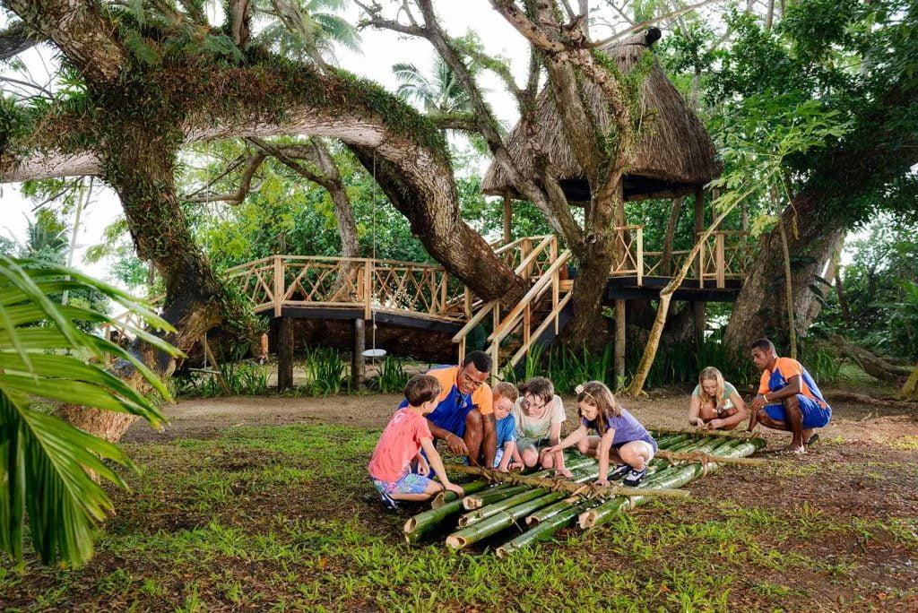 Fiji Kids Club JMC Resort