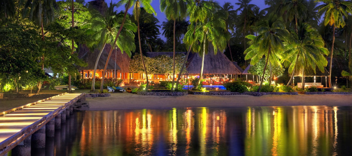 Fiji Resort Nightly Rates