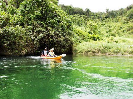 Fiji Eco Kayak Tour