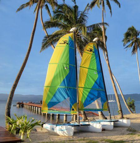 Fiji JMC Resort Sailing