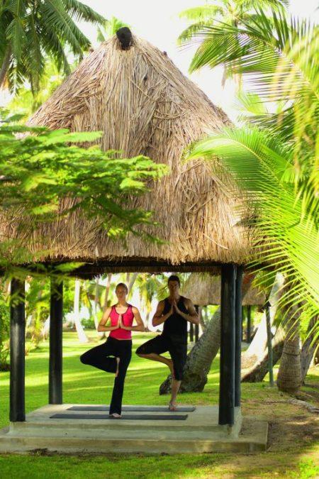 Fiji JMC Resort Yoga