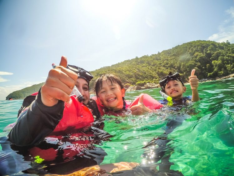 Find out how you can keep the little ones entertained on a trip to the Jean-Michel Cousteau Resort.