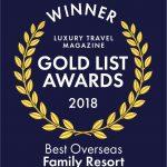 Best Overseas Family Resort