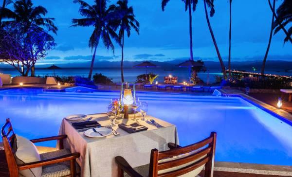 5 star family resort in fiji