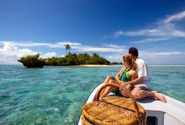 fiji private island for romance