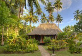 fiji resort garden