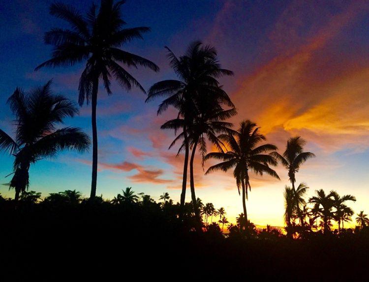The Fijian seaside has plenty of health benefits, especially for your skin.