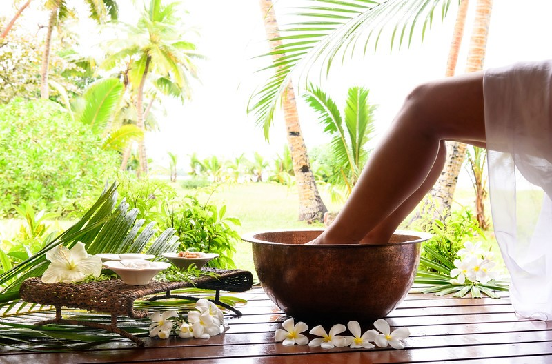 Fiji Wellness Spa Foot Soak